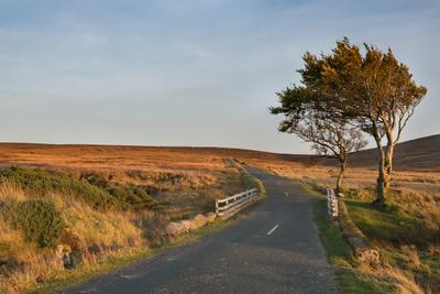 Дорога в горы фототур ирландия закат