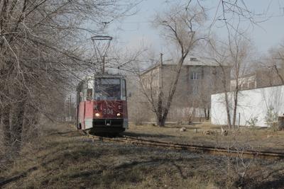 Орский трамвай