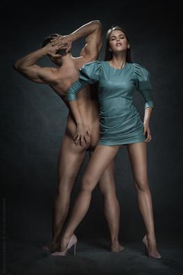 Мужчина и Женщина (страстная)
