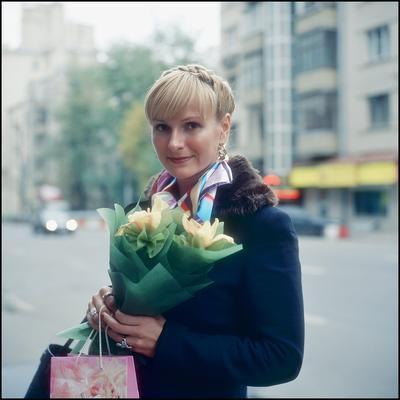 Таня. Московский портрет