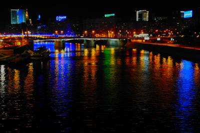 ***Бородинский мост, Москва 2015 Бородинский мост москва река Площадь Европы