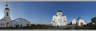 Полоцкая обитель Полоцк Беларусь Спасо-Ефросиниевский монастырь