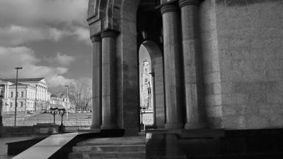 Пересечение времён Екатеринбург храм на Крови