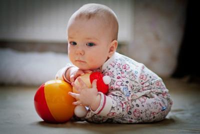Лукьян, 7 месяцев