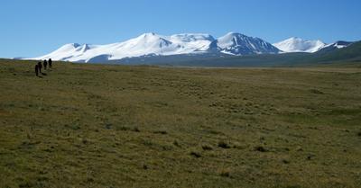 Цель видна горы пейзаж природа путешествие