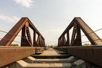 мост про который забыли