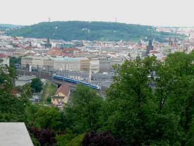 ***Панорама. Прага
