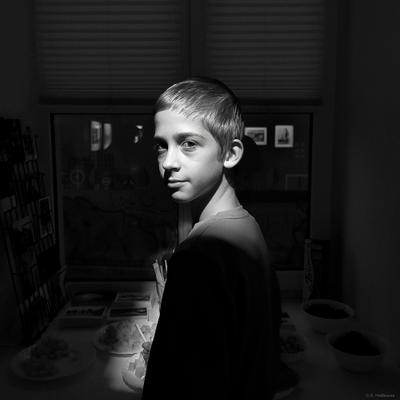 Максимилиан в галерее ''Art of Foto'', С-Пб. 2021. Mokhorev
