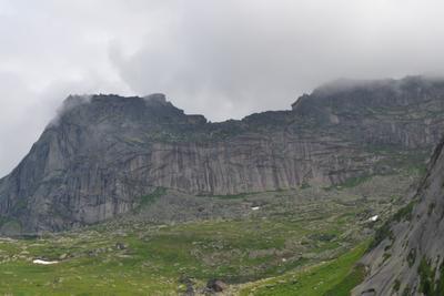Эргаки скала