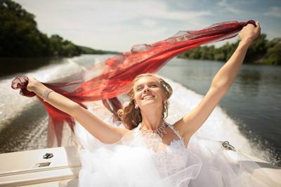 лето, свадьба