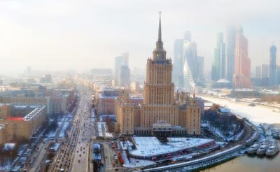 Одна из лучших сталинских высоток Москва