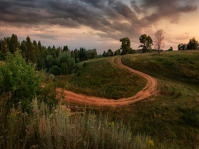 Путь-дорога к новому дню...