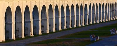 Арки! арки Великий Новгород ритм ритмический рисунок