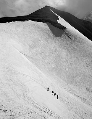 ***Непогоде вопреки горы альпинисты