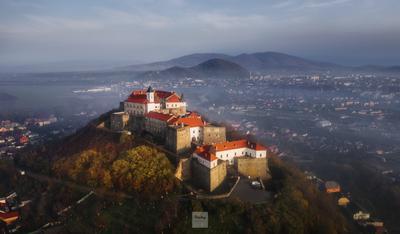 Замок Паланок Замок Украина