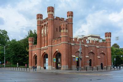 Королевские ворота. Калининград