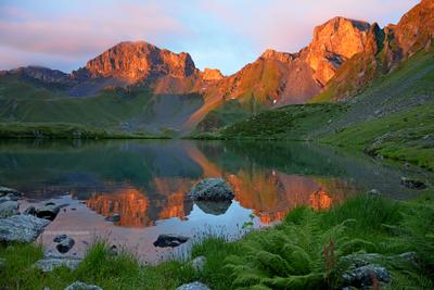 Субботний вечер в горах Фототур Кавказ озёра
