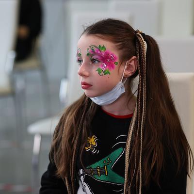 День экологии... Сибур экология праздник турнир портрет девочка Alextennis
