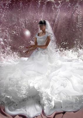 свадебный гламур
