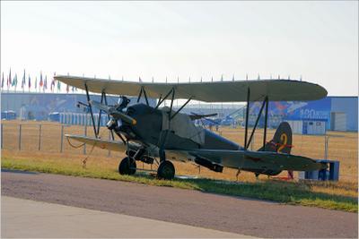 По-2 По-2 авиация самолет стоянка Жуковский 2012