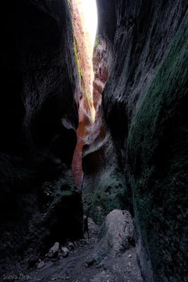 *** горы дагестан теснина каньон скала