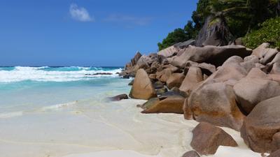 Не оторвать взгляд... Море океан Сейшелы рай