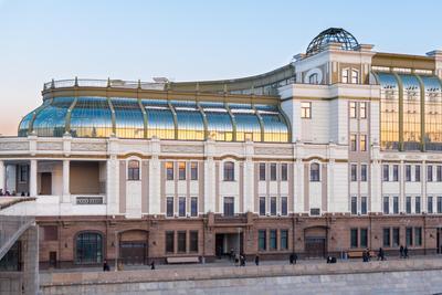 *** Архитектура закат москва