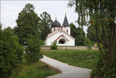 Церковь Троицы Живоначальной, Бёхово. Бёхова Троицкая церковь