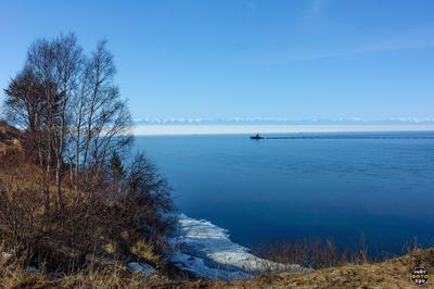 *** Листвянка порт Байкал