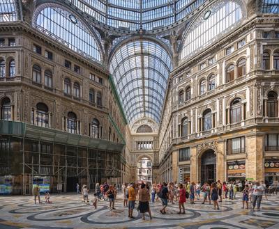 Галерея Умберто #5 италия неаполь галерея умберто