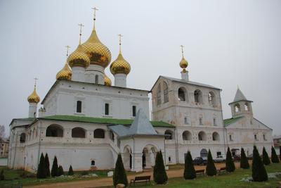Воскресенский монастырь (Углич) Воскресенский монастырь Углич