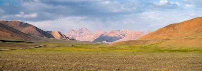 Дорога. Восточный Памир