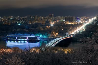 winter in Kiev