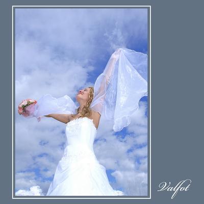 Счастливые небеса свадьба