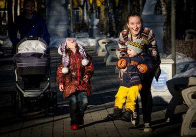 Искренняя радость дети счастье