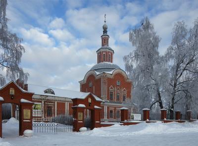 Уральское барокко Урал церковь Одигитрия
