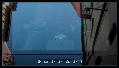"""""""В чем сила, брат?"""" * Ferrari mirror vakomin"""