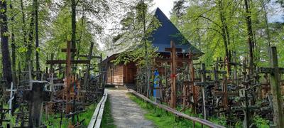 Гора Крестов (Грабарка) Гора Крестов Грабарка православная святыня Польша
