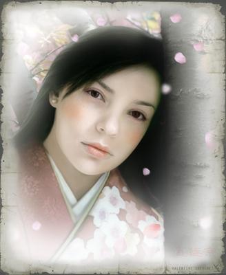 桜  桜 ,sakura,girl,spring,весна,сакура