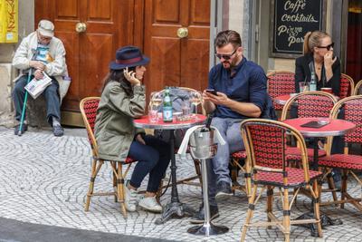 Парижское кафе Парижское кафе
