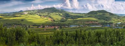 Северный Китай. Провинция Хэйлунцзян