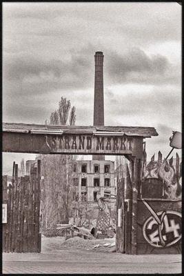 Старый рынок Берлин, город, старый рынок