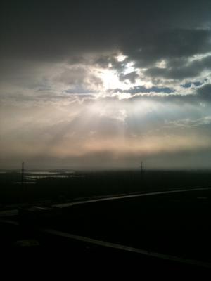 Утренний Норильск Norilsk mir планета природа жизнь