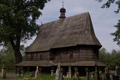 костел св. Леонарда в Липницы Дольней