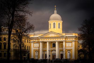 Лютеранская церковь св. Екатерины (Санкт-Петербург)