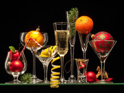 Яркого и веселого Вам Нового года.