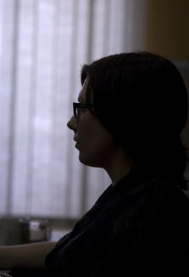 Женщина в чёрном профиль Лена женщина в чёрном