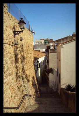 Viejo barriadas de Blanes Catalunya Blanes viejo barriadas