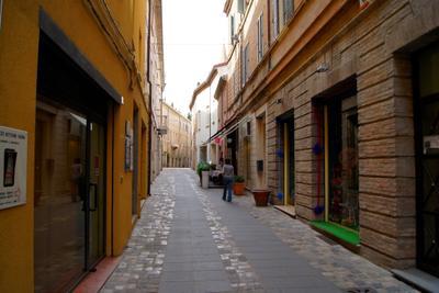 Просто улица в Италии