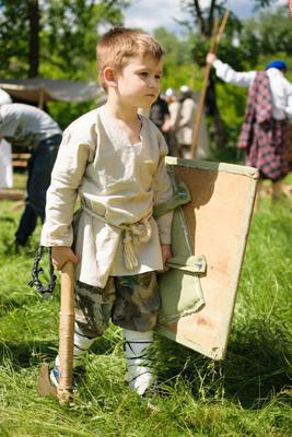 К бою готов дети
